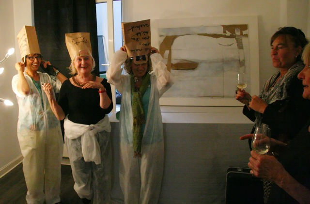 "Opening ReMoMa: ""Blinde Date mit Kunst"" - Performance"